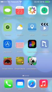 Individualisierung Screenshot 05 - 8 Launcher