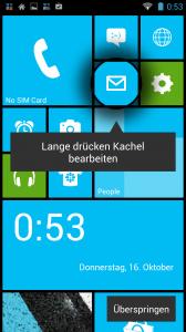 Individualisierung Screenshot 07 - Launcher 8