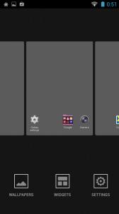 Individualisierung Screenshot 10 - Galaxy Launcher
