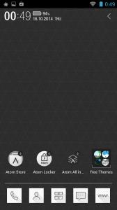 Individualisierung Screenshot 11 - Atom Launcher