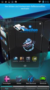 Individualisierung Screenshot 13 - Next Launcher 3D