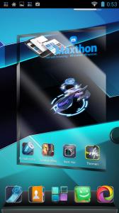Individualisierung Screenshot 14 - Next Launcher 3D