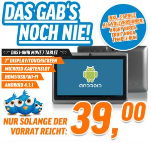 Notebooksbilliger.de I-onik Move 7 Tablet