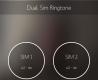 Dual SIM RIngtone