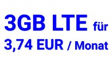 Logitel 3GB Angebot