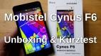 Mobistel Cynus F6 Unboxing und Kurztest