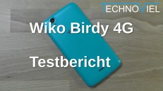 Wiko Birdy 4G Testbericht