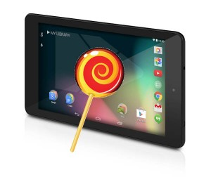 surftab xintron-i 7.0 Lollipop