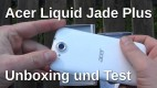 Acer Liquid Jade Plus Kurztest