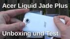 Acer Liquid Jade Plus Kurztest