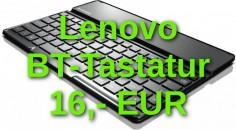 Lenovo-S6000-Bluetooth-Tastatur 16 EUR