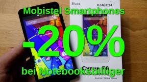 Mobistel 20 Prozent NBB