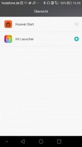 Huawei Emotion UI 3 Launcher ändern - 3/3