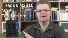 Thecus N2310 Testbericht