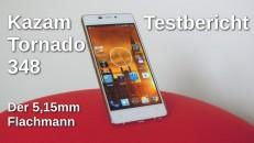 Kazam Tornado 348 Testbericht