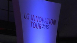 LG Innovation Tour 2015