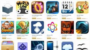 Amazon gratis Apps März 2015