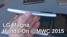 LG Magna Hands-On