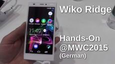 Wiko Ridge Hands-On mit Text