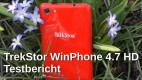 TrekStor WinPhone 4.7 HD Testbericht
