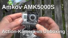Amkov AMK5000S Unboxing