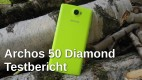 Archos 50 Diamond Testbericht