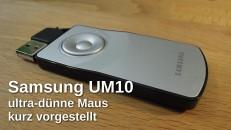 Samsung UM10 Maus