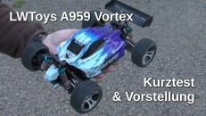 LWToys A959 Vortex RC Car