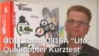 UDI / Torro U816A Kurztest