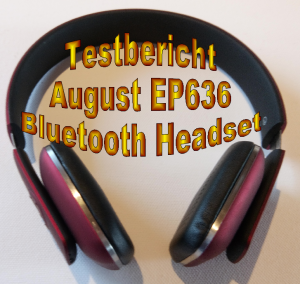 August EP636 Test