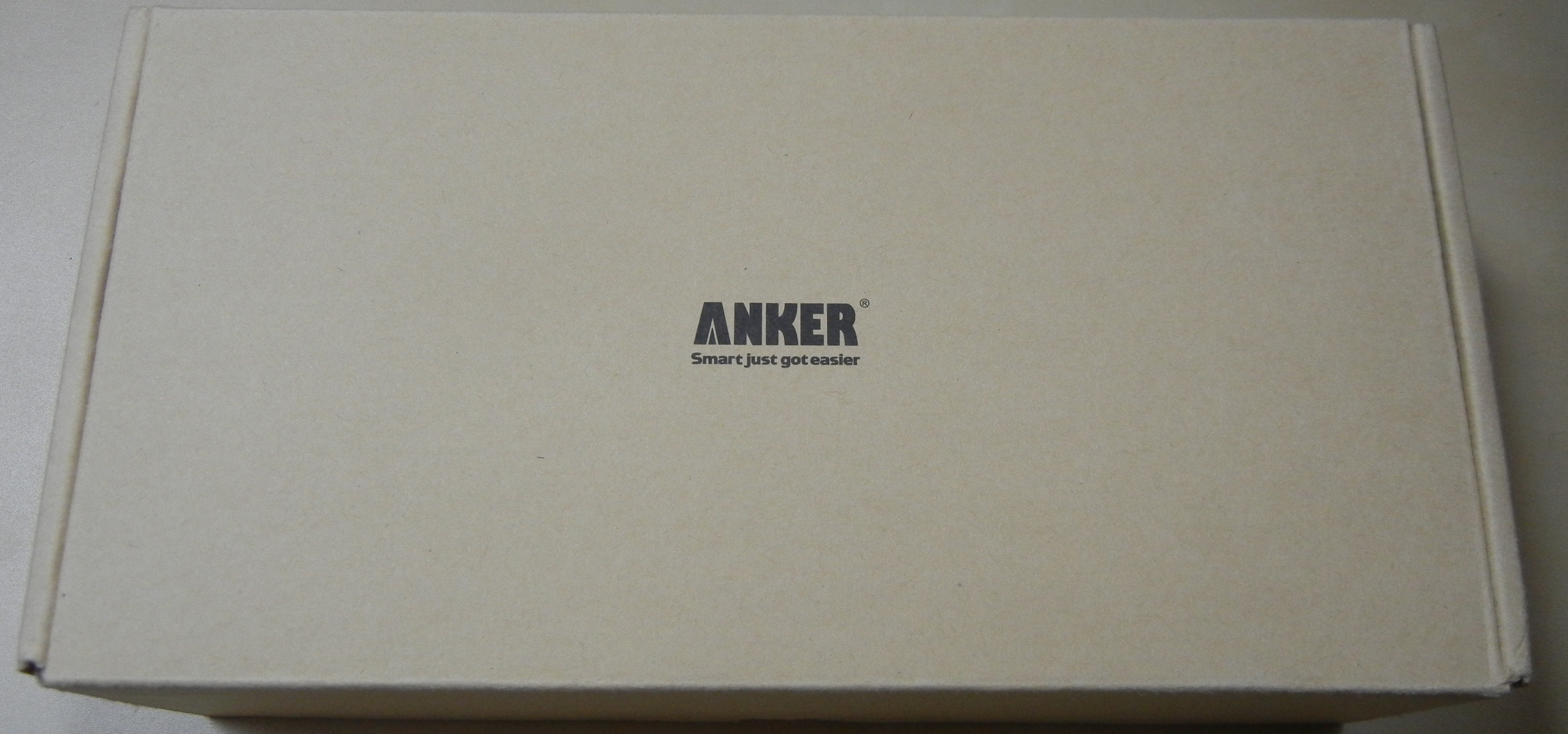 Anker Astro E4 2nd Gen Verpackung