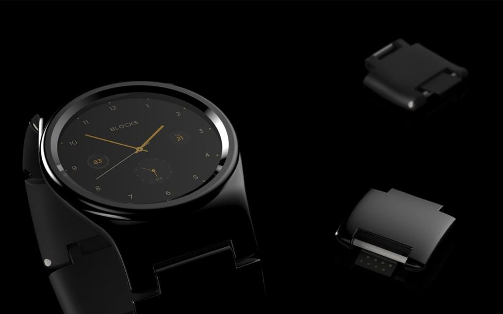Ein Überblick über die BLOCKS Smartwatch