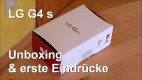 LG G4 s Unboxing