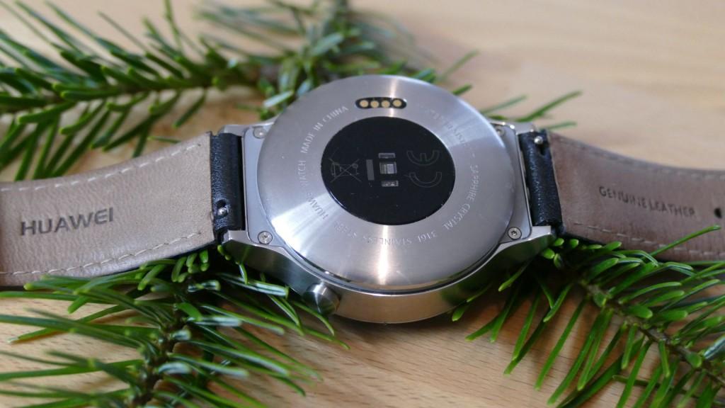 Huawei Watch Rückseite