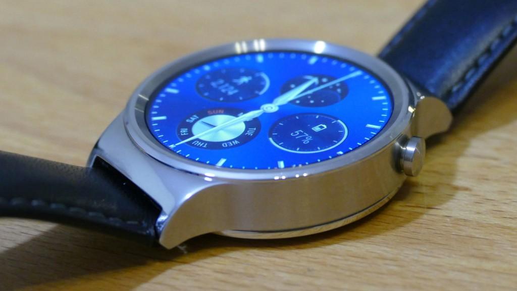Huawei Watch schräg
