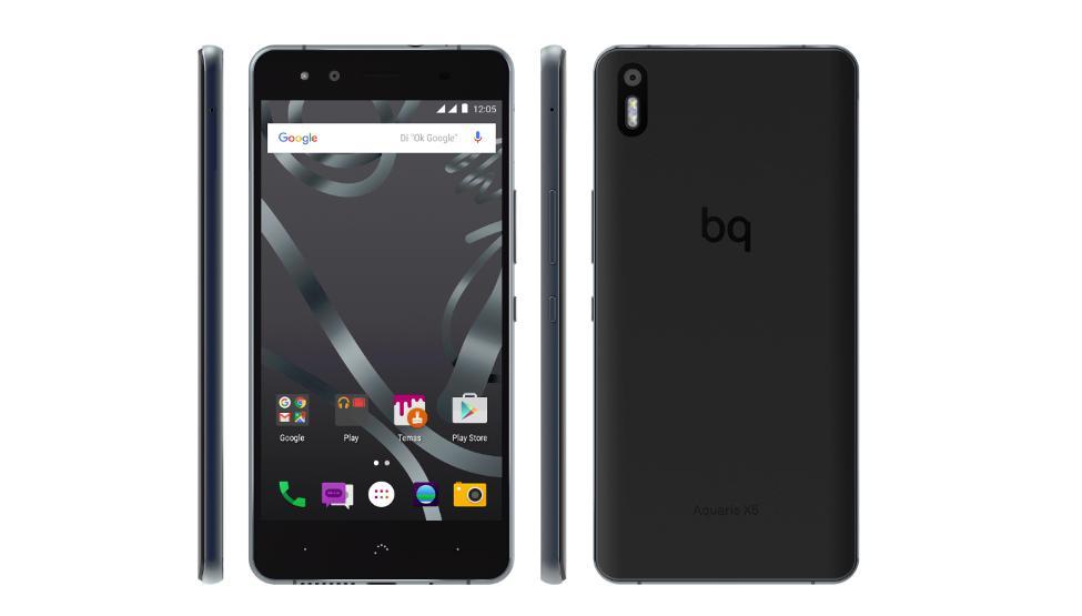 bq x5 cyanogen