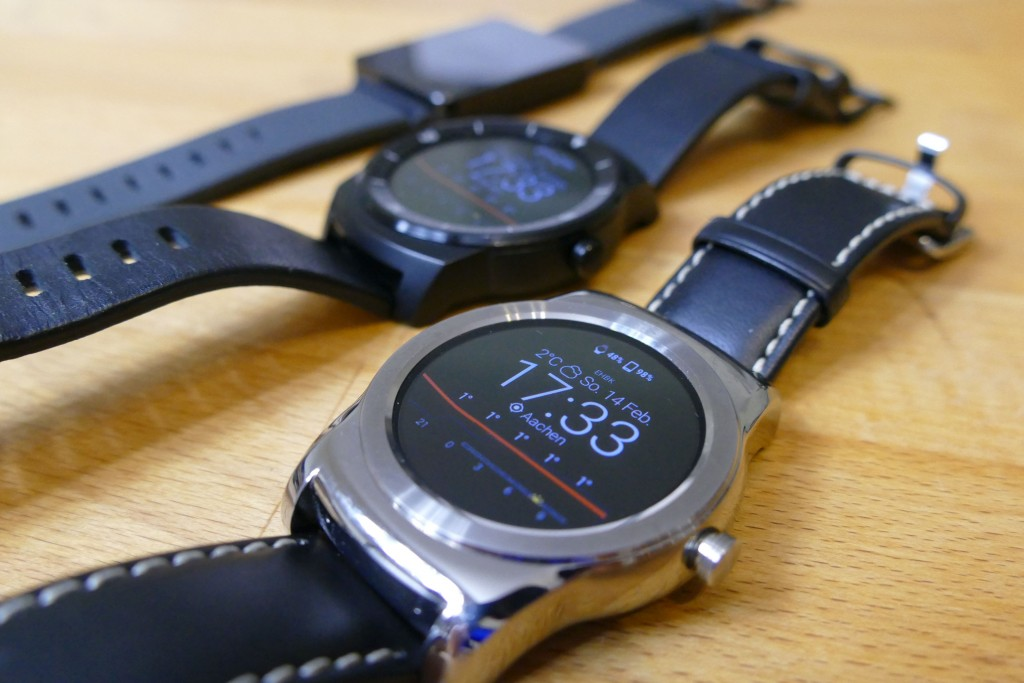 LG Watch Urban, G Watch R, G Watch 1