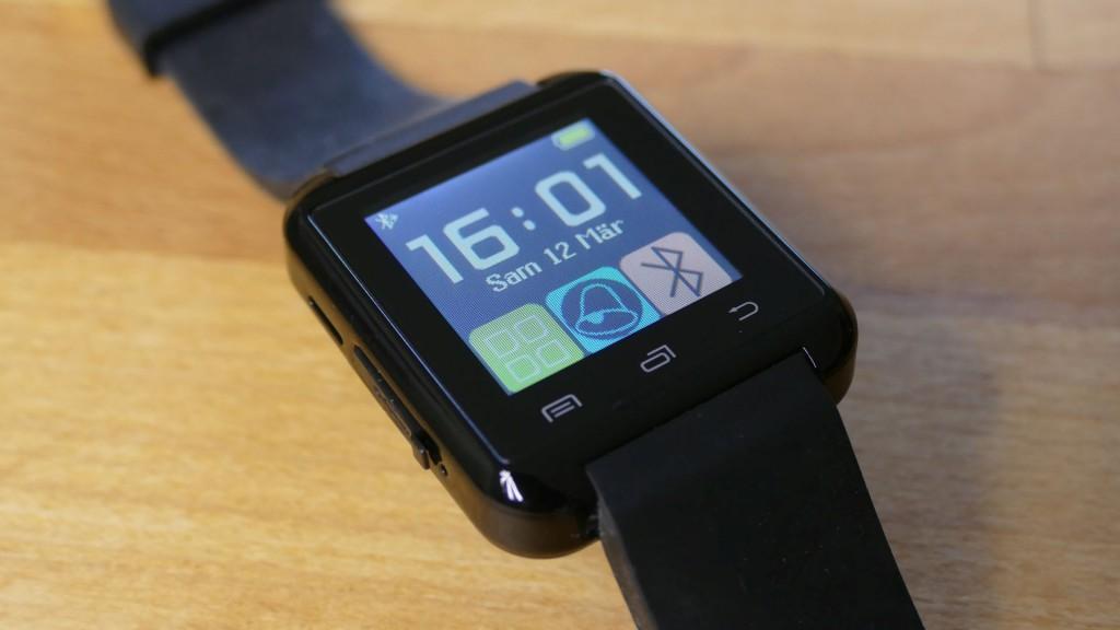 10 EUR Smartwatch U8