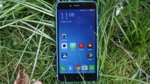 Xiaomi Redmi Note 2 - front