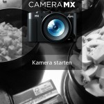 Camera MX: Menü